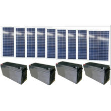 off-grid 5000 watt solar backup generator