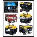 Hot venda ar refrigerado gerador de gasolina conjunto 5.5kw 6.5kw