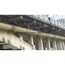 Стеклопластиковые трубы через реку или море