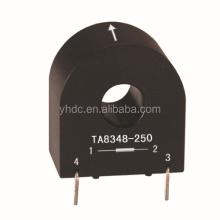 precision pcb mount current transformer 50A:50mA 100KHz