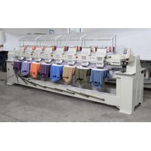 Máquina multifuncional de bordado de computadora de 8 cabezas Wy908 / 1208