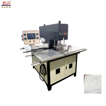 Two Heads Garment Patch Heating Press Machine