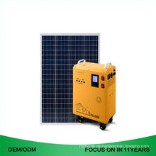 Mini Portable 500W Haushalt 5KW Solar Power System Heimnutzung Stromerzeuger