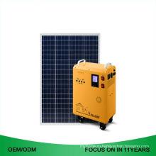 Мини портативный бытовой 500Вт 5кВт солнечной энергии системы для домашнего использования генератор