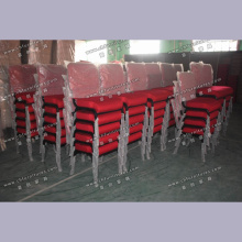 Red Stacking Furniture Popular Church Chairs (YC-G36-13)