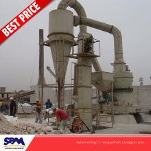 Marbre, application principale de talc usine de moulin pour l'Éthiopie
