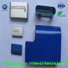 Custom Aluminum Die Casting Painted Shell for Electronic Equipment