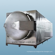 Equipamento para secagem de frutas e vegetais desidratados Shanghai Nasan