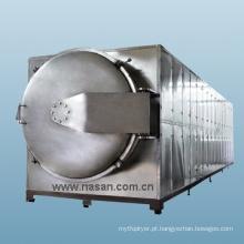 Máquina de secagem de microondas modelo Nasan Nv