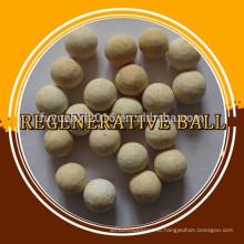 Высокое качество промышленного термического хранения керамических регенеративных шаровой для отопительной печи