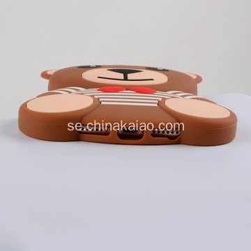 Nytt Deisgn 3D Söt Teddy Bear Phone Case