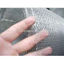 La alta calidad galvanizó el acoplamiento de alambre cuadrado