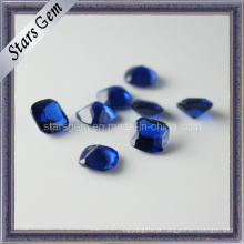 New Design Praça Forma Octagon Blue Synthetic Spinel