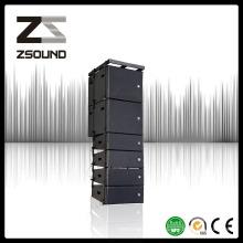 Zsound LA108 про кинотеатр Аудио армирования линия система блока