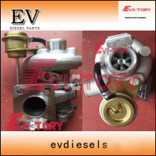 KUBOTA Motorteile V2203 Anlasser Generator Turbolader