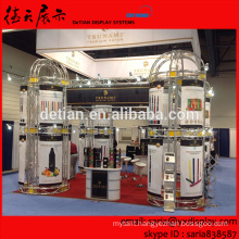 Hot Sales truss exhibition booth design for expo booth stand