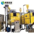 Máquina de reciclagem de plástico de alta qualidade