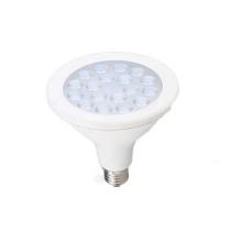 COB chip aluminum plastic material PAR 30 led light 9w