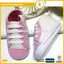 China fabrica fornecedores de venda a quente sapatos de desporto adoráveis para crianças