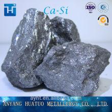 Cálcio Silício / Ferro Silício Cálcio para fabricação de aço