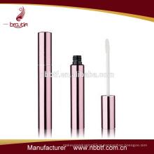 Nova fantasia 8ml de alumínio vazio glss contêiner lábio
