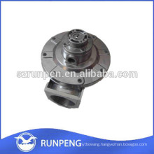 Precision Die Casting Big Bus Casing Parts