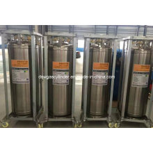 Entworfen für Export 175L 210L Flüssiger Stickstoff-Dewar-Zylinder