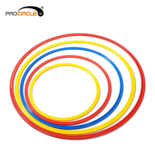 "16"" Multicolor Sports Training Agility Ring"