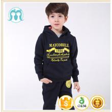 ropa para niños establece trajes de pantalones de chaquetas de trajes casuales de los muchachos para el desgaste de otoño de invierno