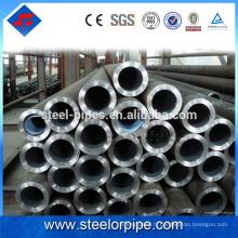 2016 Vente en gros de tuyaux en acier à base de carbone galvanisé 48,3 mm