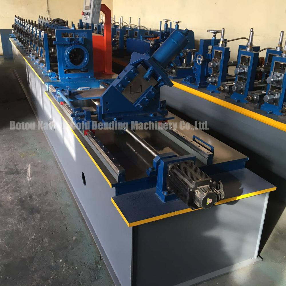 C Stud Roll Forming Machine
