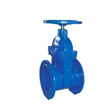 Vanne à vanne en fonte ductile PN10 PN16 GGG50