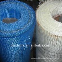 Fiberglass concrete reinforcing mesh(factory)