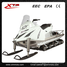 4 Cylinders Gas Extreme Adult Snow Lick Ski Scooter