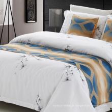Luxo Jacquard Hotel Bed Runner