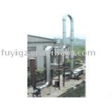 Flujo de aire secador de almidón