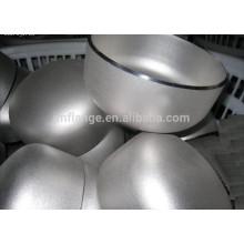 Углеродистая сталь Сварная трубчатая крышка большого диаметра