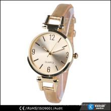 Señoras del reloj de la pulsera de la manera, relojes del movt de Japón