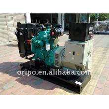 Vente directe de l'usine! Prix du générateur diesel 50kw 60HZ du générateur d'aimants permanents