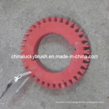 Piezas de repuesto de la alta calidad para el cepillo de la máquina de la arena (YY-267)