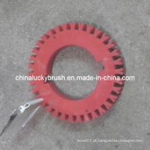 Peças de reposição de alta qualidade para escova de máquina de areia (YY-267)
