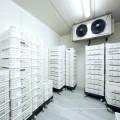 Hochwertige Lagerung Kühl Gefrierräume
