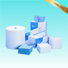 Nonwoven Fabric Jumbo Roll, Woodpulp Fabric