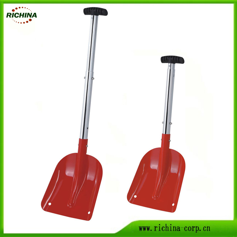 Car Retractable Aluminum Snow Removal Shovel