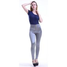 Leggings apertados venda quente, Lady Leggings pele apertada, Stretch Footless calças justas para as mulheres (HW01)