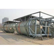 Fiber Glass Vertical or Horizontal Chemical Tank