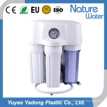 50g RO Water Purifier with Pressure Gauge and Steel Shelf