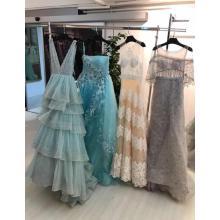 Реальный образец 2017 все knds платья выпускного вечера и вечерние платья красочные Бесплатная доставка