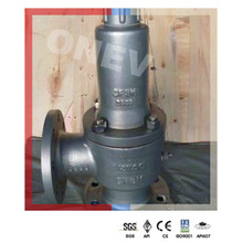 CF8m Bonnet Closed Flange Safety Relief Valve for Waste Water