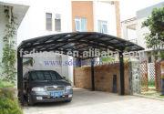 Carport--High Quality, Luxury, Alu alloy, Polycarbonate